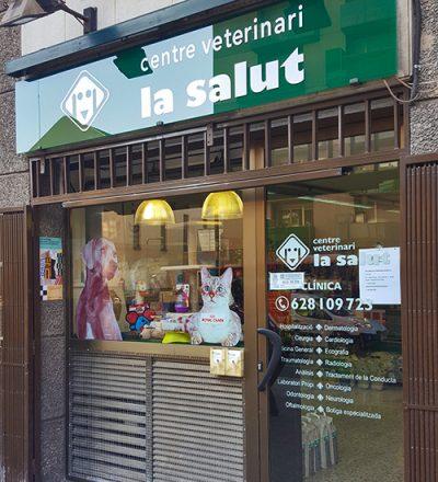Centre Veterinari La Salut