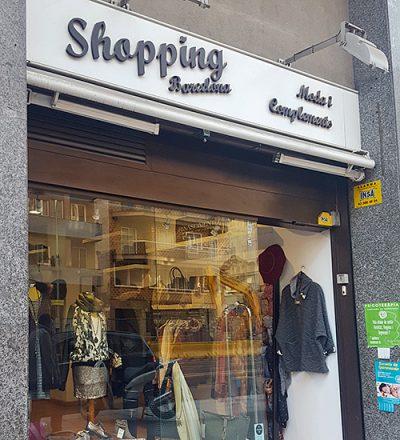 Shopping – Barcelona